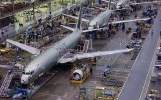 Η κατασκευή αεροσκαφών είναι ένας κλάδος που μπορεί να ενισχύσει σημαντικά την οικονομία. Η ευρωπαϊκή αεροπορική και διαστημική βιομηχανία αναμένεται να παράγει έως το 2020 το 30% της διεθνούς παραγωγής. Reuters