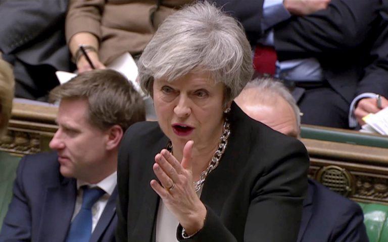 Μέι: Επιδιώκω σημαντικές αλλαγές στη συμφωνία με την ΕΕ για το Brexit