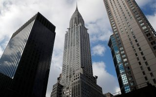 New York City's iconic Chrysler Building that was opened in 1930 on East 42nd Street is seen in Manhattan, New York, U.S., January 9, 2019. REUTERS/Mike Segar