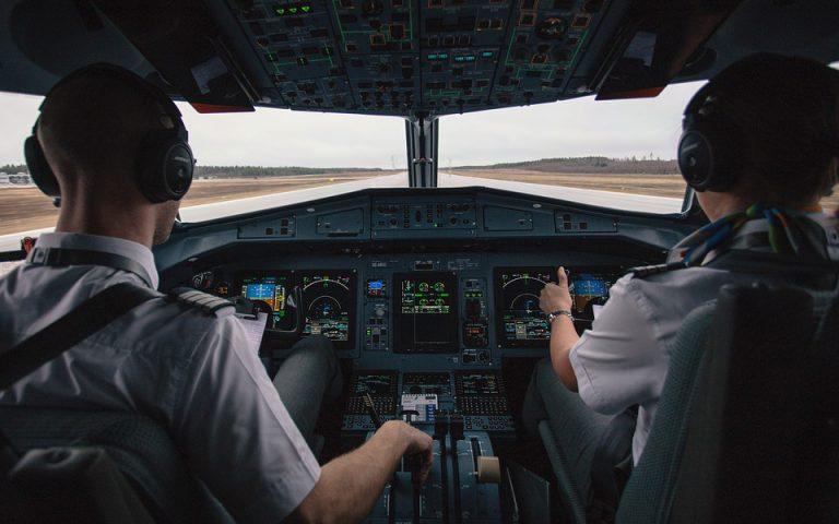 Αναγκαστική προσγείωση αεροπλάνου από τη Σαουδική Αραβία στην Κρήτη