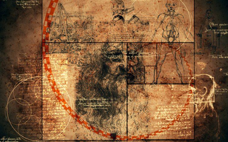 Το αποτύπωμα του Λεονάρντο Ντα Βίντσι πρωταγωνιστεί σε έκθεση 500 χρόνια μετά την γέννησή του