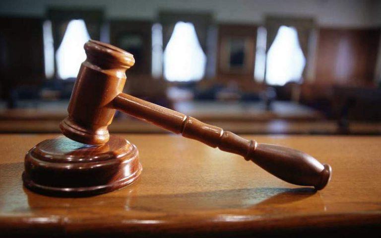 Αναστολή λειτουργίας των δικαστηρίων Ιωαννίνων