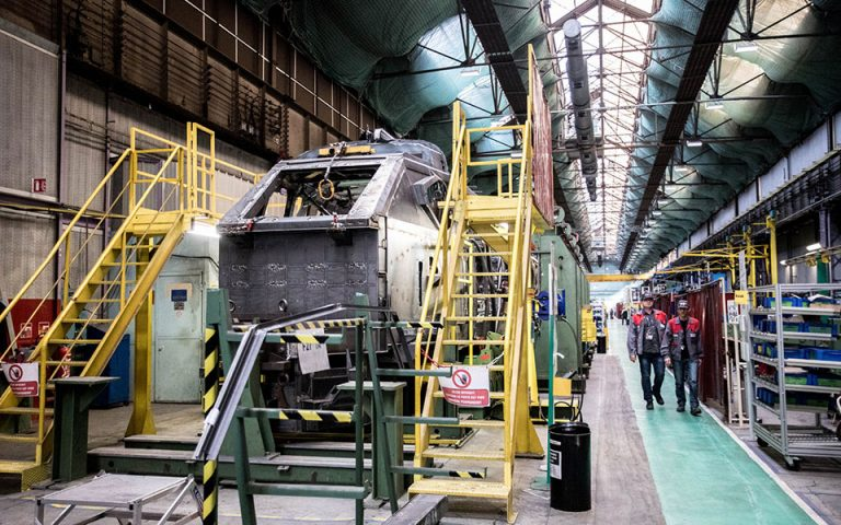 Η Ε.Ε. «εκτροχιάζει» τη συγχώνευση Siemens – Alstom