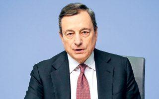 Το διοικητικό συμβούλιο της ΕΚΤ, σύμφωνα με τον κ. Ντράγκι, συμφώνησε ομόφωνα ότι το ρίσκο για την πορεία της οικονομίας έχει αυξηθεί, όμως υπήρξε διάσταση απόψεων όσον αφορά το πόσο «επίμονοι» θα αποδειχθούν οι παράγοντες που επηρεάζουν αρνητικά την οικονομία.