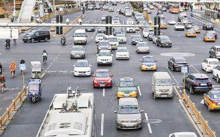 Στόχος του Πεκίνου είναι να κυκλοφορούν στους κινεζικούς δρόμους μέχρι το 2020 περίπου 5 εκατ. ηλεκτροκίνητα οχήματα.