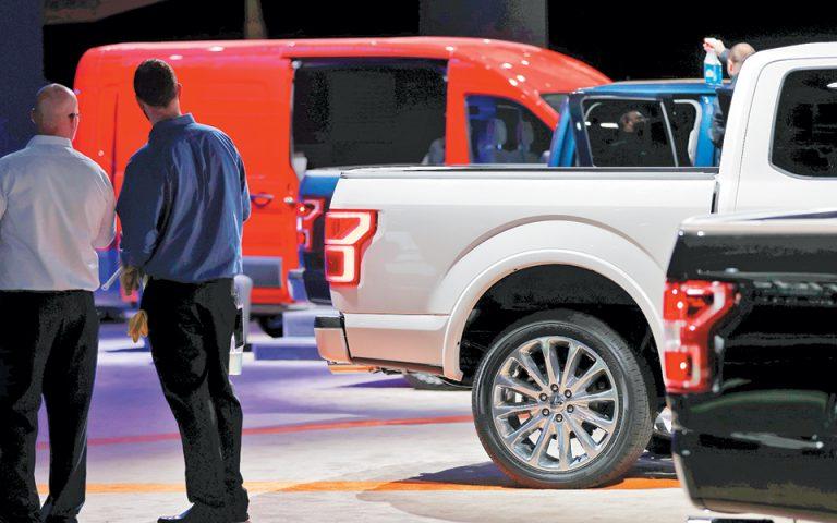 Συνεργασία της Ford με τη VW στα επαγγελματικά οχήματα
