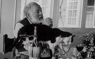 Ο Έρνεστ Χέμινγουει έλεγε πως μια γάτα οδηγεί πάντα σε μια άλλη. Ο ίδιος απέκτησε πολλές.