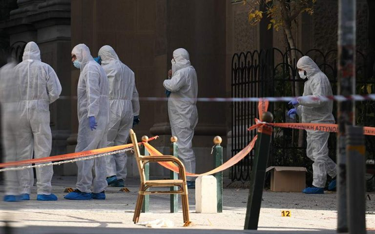Ανάληψη ευθύνης για την επίθεση με εμπρηστικό μηχανισμό στον Αγιο Διονύσιο στο Κολωνάκι