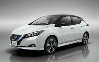 Nissan LEAF e+, further broadening the appeal of the world's best-selling electric car*1 by offering a new powertrain with additional power and range. *1 Based on cumulative sales data from December 2010 to December 2018.