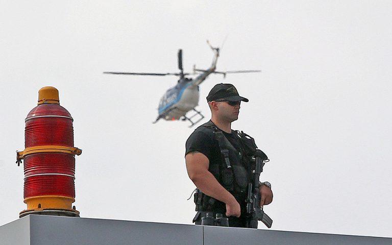 Επί ποδός 2.000 αστυνομικοί για την επίσκεψη Μέρκελ – Απαγόρευση συγκεντρώσεων