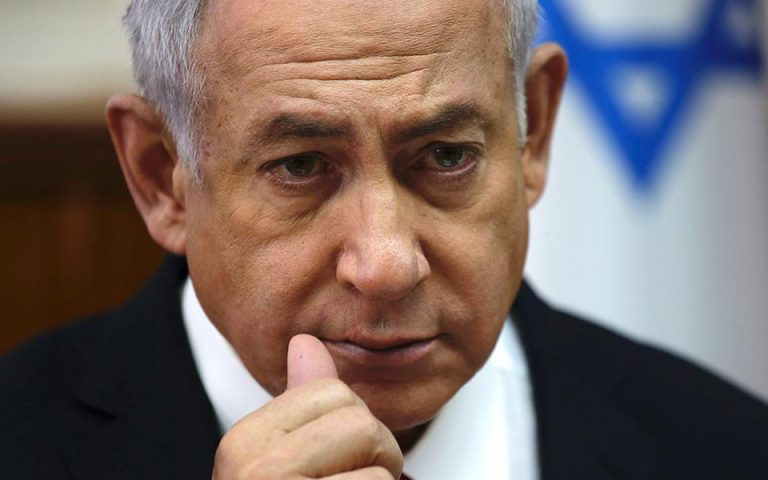 Ισραήλ: Ο Νετανιάχου επιβεβαιώνει την αεροπορική επιδρομή εναντίον θέσεων του Ιράν στη Συρία