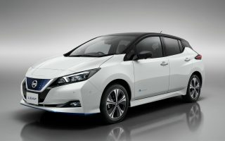 Nissan LEAF e+, further broadening the appeal of the worldÕs best-selling electric car*1 by offering a new powertrain with additional power and range. *1 Based on cumulative sales data from December 2010 to December 2018.