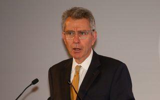 Σύμφωνα με τον Αμερικανό πρέσβη Τζέφρεϊ Πάιατ, η συμφωνία των Πρεσπών συμβάλλει στη σταθερότητα της περιοχής.