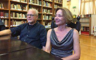 Ο Αντόνιο Κρεσέντζι και η Αλεσάντρα Μαγιολέτι έχουν βάλει στόχο να γυρίσουν το ντοκιμαντέρ για το «Ουμπέρτο Πρίμο».