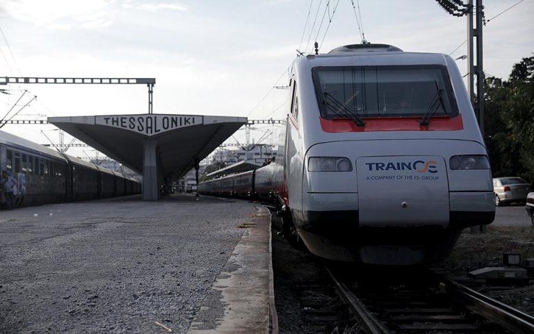 Ανταγωνιστή στη γραμμή Αθήνας – Θεσσαλονίκης αποκτά η ΤΡΑΙΝΟΣΕ