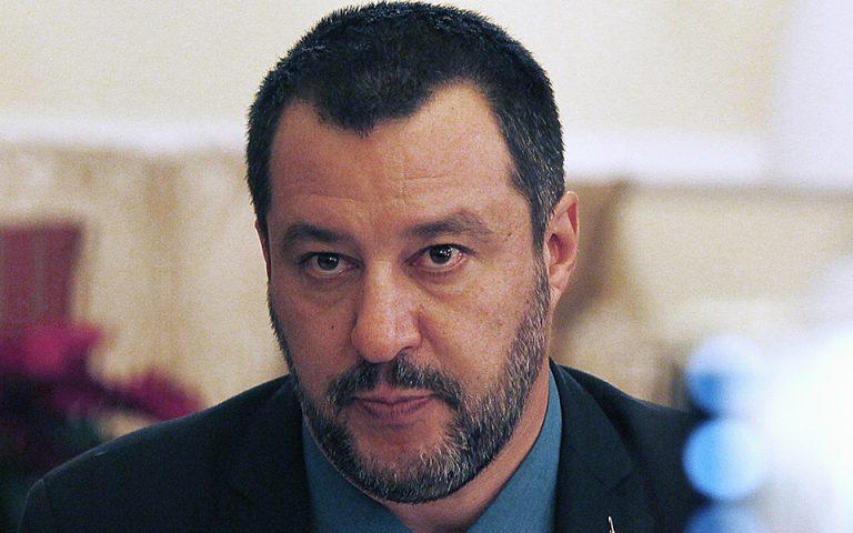 Σαλβίνι: Στόχος μας είναι τα κόμματά μας να είναι πρώτη δύναμη στην Ευρώπη