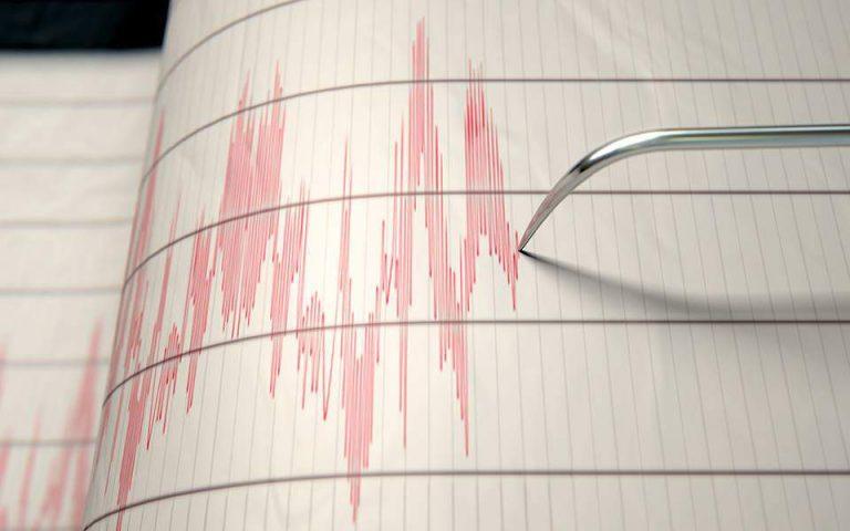 Σεισμός 4,3 Ρίχτερ στη Ζάκυνθο