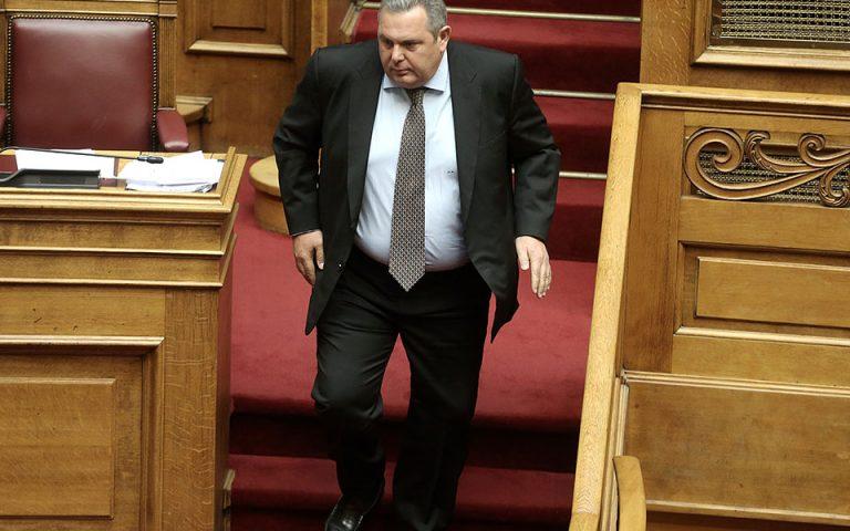 Αναβλήθηκε η συνεδρίαση της Κοινοβουλευτικής Ομάδας των ΑΝΕΛ