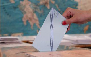 Σύμφωνα με την πρόταση, οι Ελληνες του εξωτερικού θα ψηφίζουν μόνο για τρεις βουλευτές «Αποδήμων».