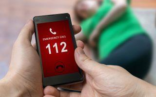Ο αριθμός 112 αποσκοπεί στη βέλτιστη διαχείριση περιστατικών έκτακτης ανάγκης σε κάθε περιοχή της Ευρωπαϊκής Ενωσης. SHUTTERSTOCK
