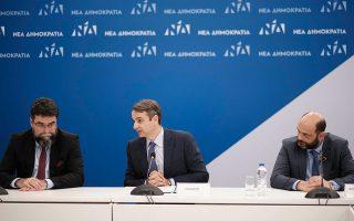 Η Ελλάδα θα είναι η πρώτη χώρα στην Ευρώπη όπου οι λαϊκιστές θα υποστούν μια ξεκάθαρη ήττα, τονίζει ο Κυρ. Μητσοτάκης. INTIMENEWS