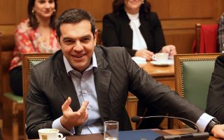 O πρωθυπουργός Αλέξης Τσίπρας  στη σημερινή συνεδρίαση του Υπουργικού Συμβουλίου στη Βουλή, Τετάρτη 19 Δεκεμβρίου 2018. ΑΠΕ - ΜΠΕ/ΑΠΕ - ΜΠΕ/Αλέξανδρος Μπελτές