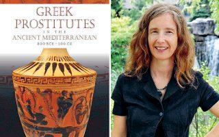 Ο τόμος που συνεπιμελήθηκε η Γκλέιζμπρουκ εξετάζει συνολικά την πορνεία στη Μεσόγειο. Η Αλισον Γκλέιζμπρουκ έχει ζήσει για έναν χρόνο στην Αθήνα.