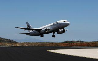 Τα κεφάλαια που άντλησε η εταιρεία θα διατεθούν κατά 75% για τη χρηματοδότηση μέρους των προγραμματισμένων προκαταβολών στο πλαίσιο της δεσμευτικής συμφωνίας με την Airbus, κατά 14% για τη χρηματοδότηση μέρους της κατασκευής εκπαιδευτικού κέντρου και γραφείων στον Διεθνή Αερολιμένα Αθηνών και κατά 11% για κεφάλαιο κίνησης.