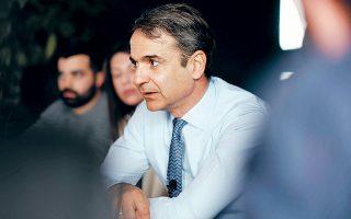 Ο κ. Μητσοτάκης απευθύνει ξεκάθαρο μήνυμα προς υποψήφιους επενδυτές ότι οι επενδύσεις είναι καλοδεχούμενες ακόμη και τώρα, αφού θεωρεί ότι μόνο ευκαιριακά τις πιστώνεται η κυβέρνηση.