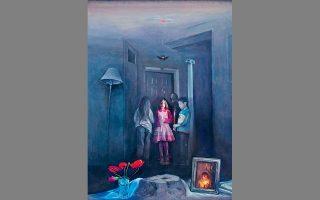 «Ιστορίες του γυναικείου στήθους». Ατομική έκθεση της Φιλιππίνας Λιβιτσάνου στην Γκαλερί 7. Διάρκεια έκθεσης έως 6 Απριλίου. Σόλωνος 20, Αθήνα.
