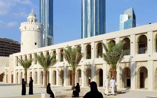 Φωτογραφίες: Department of Culture and Tourism, Abu Dhabi © Roland Halbe