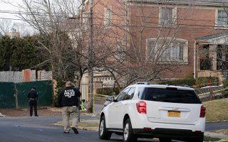 Το σημείο της δολοφονίας του «Φράνκι Μπόι» Κάλι, όπως ήταν γνωστός στη συμμορία του, ερευνά η αστυνομία.