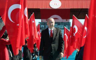 Ο Τούρκος πρόεδρος Ταγίπ Ερντογάν, σε χθεσινή ομιλία του, επεδίωξε να παρουσιάσει την Τουρκία ως στόχο της Δύσης.