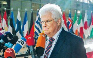 «Σας διαβεβαιώνω ότι η Ρωσία ως κράτος δεν παρεμβαίνει ποτέ στις εσωτερικές υποθέσεις άλλων χωρών», λέει στην «Κ» ο Βλαντιμίρ Τσιζόφ.