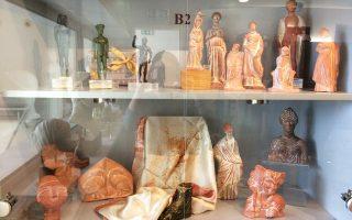Αναδιαρθρώθηκε το πωλητήριο του Αρχαιολογικού Μουσείου Θεσσαλονίκης.