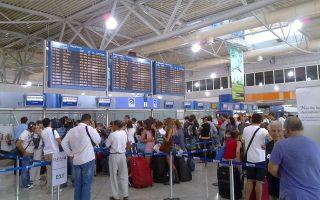 Στα 14 περιφερειακά αεροδρόμια που διαχειρίζεται η Fraport Greece, το 2018 σημειώθηκε ρεκόρ κίνησης με 29,877 εκατ. επιβάτες έναντι 27,433 εκατ. το 2017 (+8,9%).