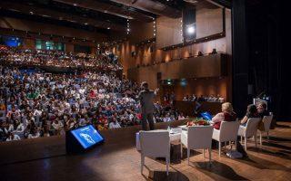 Θα φιλοξενηθούν πάνω από 90 θεματικές ενότητες με μορφή πάνελ, σεμιναρίων και συζητήσεων στρογγύλης τραπέζης, με τη συμμετοχή 240 διακεκριμένων ομιλητών από αναγνωρισμένες ελληνικές και πολυεθνικές επιχειρήσεις.