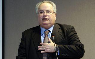 Ο επικεφαλής της κίνησης «Πράττω» Νίκος Κοτζιάς.