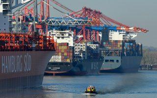 Η εγχώρια ζήτηση στη Γερμανία καλείται να αντικαταστήσει ως βασικός πυλώνας της οικονομίας τις εξαγωγές.