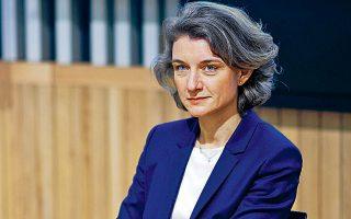 «Το ζητούμενο είναι να μην καταστούμεεκβιάσιμοιαπό τη Μόσχα και το Πεκίνο», λέει στην «Κ» η κ. Ντανιέλα Σβάρτσερ.