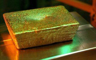 Μέσα σε μία δεκαετία, η Ρωσία έχει τετραπλασιάσει τα αποθέματά της σε χρυσό.