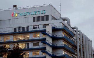 Το πόρισμα περιλαμβάνει στοιχεία για υπερτιμολογήσεις συγκεκριμένων σκευασμάτων της φαρμακοβιομηχανίας Novartis από το 2006 έως το 2014. REUTERS / ARND WIEGMANN