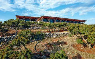 Το Μουσείο Μαστίχας στη Χίο του Γραφείου Κίζη. Βραβείο «Καλύτερου πραγματοποιημένου έργου».