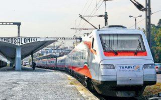 Το Pendolino είχε παρουσιαστεί τον περασμένο Σεπτέμβριο στη ΔΕΘ και στη συνέχεια επέστρεψε στην Ιταλία.