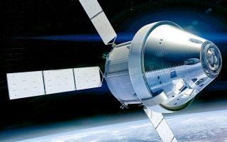 Το μελλοντικό  διαστημικό σκάφος «Orion Spaceship» της ΝΑSΑ σχεδιάζεται για να μεταφέρει ανθρώπους στη Σελήνη, στον Aρη και πέρα από αυτόν. Ωστόσο, η κατασκευή του χαρακτηρίζεται από επανειλημμένες καθυστερήσεις.