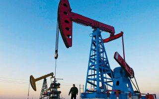 Σημαντικά κέρδη εμφάνιζαν χθες και οι τιμές του πετρελαίου, με το Brent να ενισχύεται κατά 1,5%, στα 67,67 δολάρια το βαρέλι και την τιμή του αμερικανικού αργού (WTI) να ανεβαίνει κατά 2,66%, στα 58,36 δολάρια το βαρέλι.