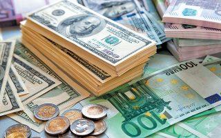 Ο δείκτης δολαρίου ενισχύθηκε 0,3%, ενώ το ευρώ προς το δολάριο για πρώτη φορά σε μία εβδομάδα εξασθένησε κατά 0,2%, στο 1,1307 δολ.