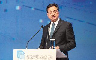 «Στόχος μας είναι να γίνουμε η πιο άμεση, φιλική και ψηφιακά ώριμη τράπεζα στην Ελλάδα», τόνισε ο διευθύνων σύμβουλος της Eurobank Φωκίων Καραβίας.