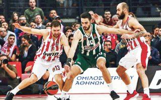 Τόσο η πολιτεία όσο και ο ΕΣΑΚΕ προσπαθούν να πετάξουν την «καυτή πατάτα» του ντέρμπι των «αιωνίων» από πάνω τους, δημιουργώντας ένα πρωτοφανές φιάσκο για το ελληνικό μπάσκετ.