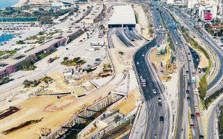 Ο διαγωνισμός για τα έργα της επόμενης φάσηςθα συμπεριλάβει και κάποια από τα έργα υποδομής που «κόπηκαν» από την α΄ φάση για οικονομικούς λόγους, όπως οι τρεις χώροι στάθμευσης για περίπου 1.000 οχήματα.